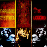 Marlene Dietrich - The Legend, Vol. 2 — Marlene Dietrich