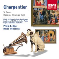 Charpentier - Sacred Choral Works — Dame Felicity Lott/Choir of King's College, Cambridge/Academy of St Martin-in-the-Fields/English Chamber Orchestra/Sir Philip Ledger/Sir David Willcocks/Eiddwen Harrhy/April Cantelo/Helen Gelmar/Charles Brett/James Bowman/Ian Partridge/Step, Academy of St. Martin in the Fields, English Chamber Orchestra, Felicity Lott, Sir David Willcocks, Philip Ledger, Марк-Антуан Шарпантье