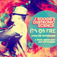 J. Boogie's Dubtronic Science* J-Boogie's Dubtronic Science·Featuring Lyrics Born \ Mamaz, The \ DJ Vadim - Revolution