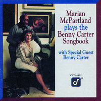Plays The Benny Carter Songbook — Marian McPartland