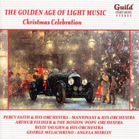 The Golden Age of Light Music: Christmas Celebrations — сборник