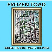 Where the Birch Meets the Pines — Frozen Toad