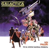 Battlestar Galactica — Stu Phillips, Royal Scottish National Orchestra