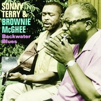 Backwater Blues — Brownie McGhee, Sonny Terry