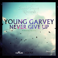Never Give Up - Single — Young Garvey