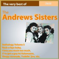 The Andrews Sisters Anthology, Vol. 5 — The Andrews Sisters