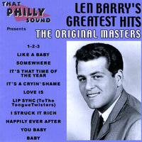 Len Barry's Greatest Hits - The Original Masters — Len Barry