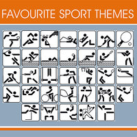 Favourite Sport Themes — Music All-Stars