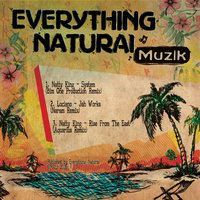 Everything Natural Muzik — Luciano, Natty King, Natty King, Luciano