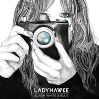 Black White & Blue — Ladyhawke