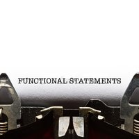 Functional Statements — Wilton Vought