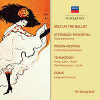 Solti At The Ballet — Georg Solti, Orchestra of the Royal Opera House, Covent Garden, Israel Philharmonic Orchestra, Chicago Symphony Orchestra
