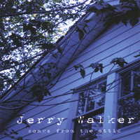 Songs from the Attic — Jerry Walker