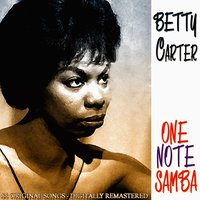 One Note Samba — Betty Carter
