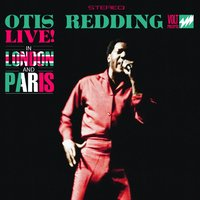 Live in London And Paris — Otis Redding