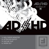 The Adderall EP — ADHD