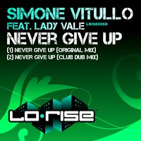 Never Give Up — Simone Vitullo