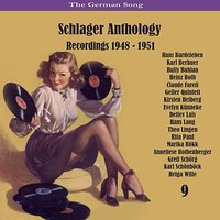 The German Song / Schlager Anthology / Recordings 1948 - 1951, Vol. 9 — сборник