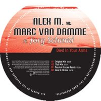 Died in Your Arms — Alex M., Marc van Damme, Jorg Schmid