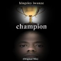Champion — Kingsley Iwunze