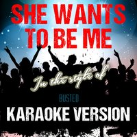 She Wants to Be Me (In the Style of Busted) - Single — Ameritz Audio Karaoke