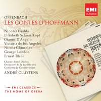 Offenbach: Les Contes d'Hoffmann — André Cluytens, Жак Оффенбах