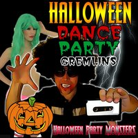 Halloween Dance Party Gremlins — Halloween Party Monsters