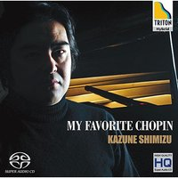My Favorite Chopin — Фредерик Шопен, Kazune Shimizu