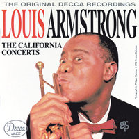 The California Concerts — Louis Armstrong
