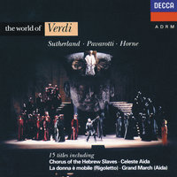 The World of Verdi — сборник