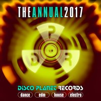 The Annual 2017: Disco Planet Records — сборник