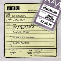 BBC In Concert (27th June 1979) — Penetration