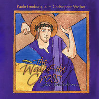 The Way of the Cross for Children — Christopher Walker, Paule Freeburg, DC