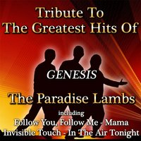 Tribute to the Greatest Hits of Genesis — The Paradise Lambs