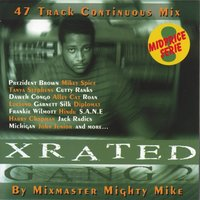 Xrated gang 2 continuous mix (mighty mike) — сборник