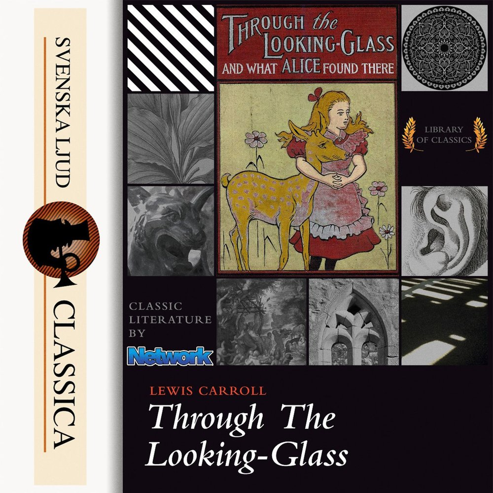through the looking glass book report The driver youth trust has consistently been concerned with addressing the needs of those who find literacy difficult, many of whom will be dyslexic through the looking glass, written by our director, christopher rossiter, examines the.