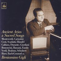 Ancient Arias & Sacred Songs — Beniamino Gigli