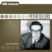 EMI Comedy — Peter Sellers