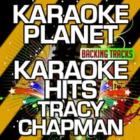 Karaoke Hits Tracy Chapman — A-Type Player