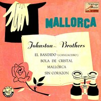 Vintage Vocal Jazz / Swing No. 115 - EP: Mallorca — The Johnston Brothers