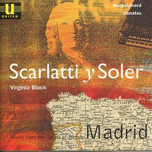 Virginia Black - Sonata in A minor, K.7: Presto