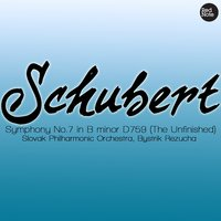 "Schubert: Symphony No.8 in B Minor D. 759 ""Unfinished Symphony"" — Slovak Philharmonic Orchestra & Bystrik Rezucha"