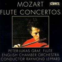 Wolfgang Amadeus Mozart: Flute Concertos — Peter-Lukas Graf, English Chamber Orchestra & Raymond Leppard