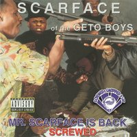 Mr. Scarface Is Back — Scarface