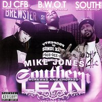 Southern Lean Volume 1 (Screwed and Chopped) — Mike Jones