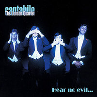 Hear no evil... — Иоганн Себастьян Бах, Жак Оффенбах, Cantabile, The London Quartet, Cantabile - The London Quartet