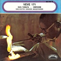 Veve 171: Papa Tshikaya / Confession — Orchestre Grands Maquisards