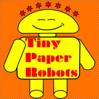 Diamond Jubilee - People Come Together — Tiny Paper Robots
