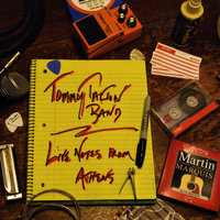 Live Notes From Athens — Tommy Talton Band