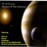 MC AK Presents... Masters of the Universe — Ryme C'